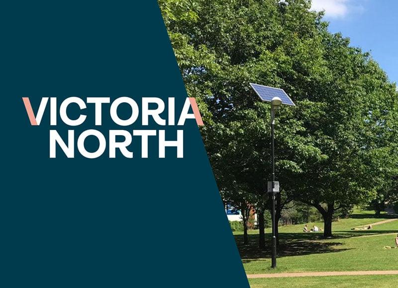 Victoria North